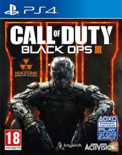 CALL OF DUTY BLACK OPS III 3 PS4 EM STOCK