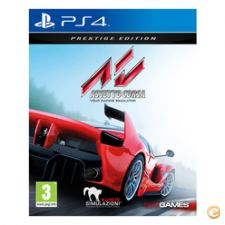 Assetto Corsa Prestige Edition PS4 NOVO e EMBALADO EM STOCK