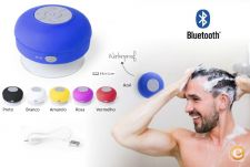 Altifalante Bluetooth Waterproof em 6 cores