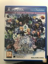 Jogo para PS Vita World of Final Fantasy Day One Edition