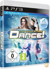 Dance! Its Your Stage - NOVO Playstation 3