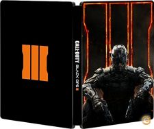 STEELBOOK CALL OF DUTY BLACK OPS III 3 PS4 - PS3 - XBOX ONE