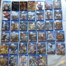 Jogos PS4 God of War, Call of Duty, Far Cry 4 One Piece e +