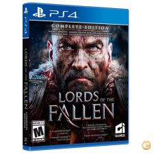 Lords of the Fallen Complete Edition NOVO PS4