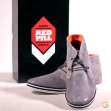 Botas Grey dope - RED PILL