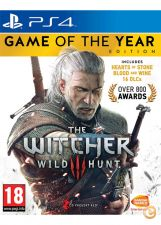 The Witcher 3 Wild Hunt Game of the Year Edition PS4 NOVO