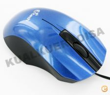 Rato USB Wired Retractable Mouse