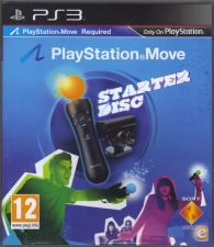 [PS3] - PlayStation MOVE Starter Disc para PlayStation 3