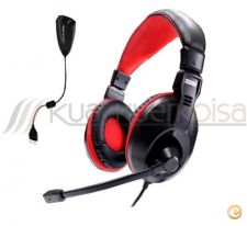 Auscultadores Mars Gaming MH216 7.1 Surround