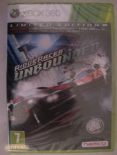 Ridge Racer Unbounded Limited Edition Xbox 360 NOVO