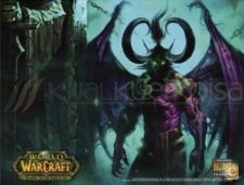 Tapete ComPad World of Warcraft Burning Crusade Illidan