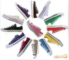 Converse All Star Low / High Tam: 35 ao 45 Novo