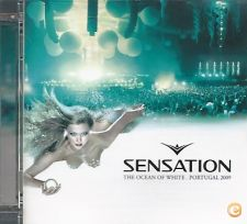 SENSATION - THE OCEAN OF WHITE - CD+DVD (PORTES GRÁTIS)