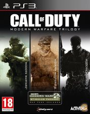 Call of Duty Modern Warfare Trilogy NOVO PS3