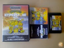 TEENAGE MUTANT HERO TURTLES THE HYPERSTONE HEIST md COMPLETO
