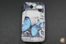 Capa Wiko Sunny Max Flip Cover Butterfly *Entrega em 24h!