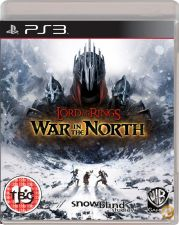 [PS3] Lord of the Rings: War in the North para PlayStation 3