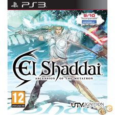 El Shaddai Ascension of the Metatron Ps3 NOVO SELADO c/ IGAC
