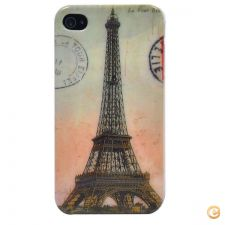 Capa iPhone 4/4S - Paris (Torre Eiffel)