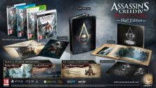 Assassins Creed Black Flag Skull Edition PS3 novo e selado!