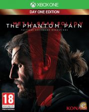 [PT] Metal Gear Solid V The Phantom Pain Day One Ed XBOX ONE