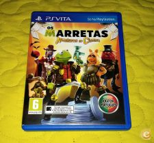 OS MARRETAS - AVENTURAS NO CINEMA PS VITA