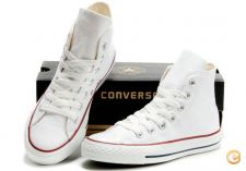 Converse All Star Brancas High, Nº40