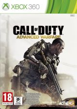 XBOX360 - Call of Duty Advanced Warfare - ENVIO JÁ