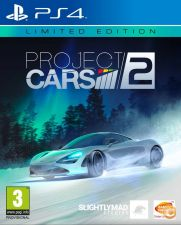 PROJECT CARS 2 LIMITED EDITION PS4 NOVO E SELADO EM STOCK