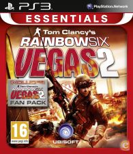 Rainbow Six Vegas 2 Complet Edition - NOVO Playstation 3