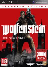 PS3 - Wolfenstein The New Order Occupied Edition NOVO/SELADO