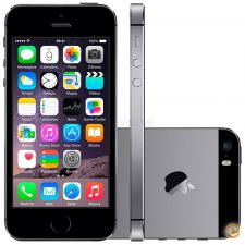 Apple iPhone® 5S 32GB - Space Gray / Recondicionado