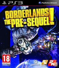Borderlands The Pre-sequel  PS3 NOVO e SELADO EM STOCK