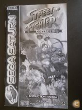 STREET FIGHTER COLLECTION sss Só Manual pt