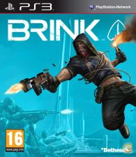 Brink -  NOVO Playstation 3