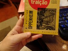 ALTA TRAIÇÃO / E. PHILLIPS OPPENHEIM ; TRAD. JACOB PENTEADO
