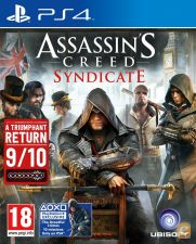 PS4 - Assassins Creed Syndicate - NOVO/SELADO - ENVIO JÁ