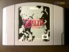 ZELDA OCARINA OF TIME N64 Jp Cartucho