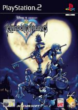 Kingdom Hearts - NOVO Playstation 2