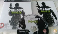 Call of Duty Modern Warfare 3 - Bom estado - PS3