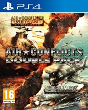 Air Conflicts Double Pack NOVO PS4