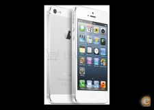 Apple iPhone® 5S 16GB - Silver / Recondicionado