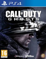 CALL OF DUTY GHOSTS - PS4 - NOVO e EMBALADO