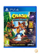 Crash Bandicoot N. Sane Trilogy PS4 - NOVO e SELADO STOCK