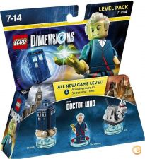 Lego Dimensions Level Pack Dr. Who NOVO