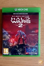HALO WARS 2 ULTIMATE EDITION XBOX ONE NOVO e SELADO EM STOCK