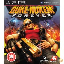 Duke Nukem Forever - NOVO Playstation 3