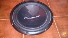 Pioneer Subwoofer Auto TS-W309S4