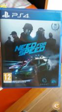 Need for Speed ps4 aceito troca retoma