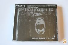 Cd Primate - draw back a stump